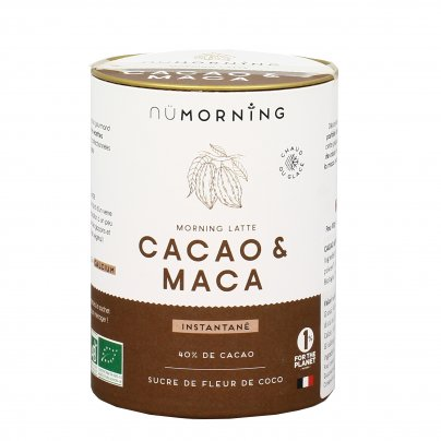 "Preparato per Latte Cacao e Maca ""Morning"""