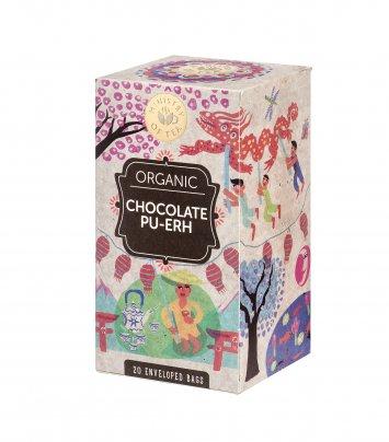 Tè Nero Pu-Erh al Cioccolato - Chocolate Pu-Erh