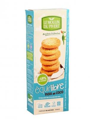 Biscotti al Cocco Bio - Equi'libre