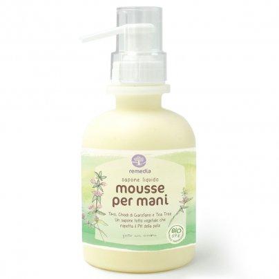 Sapone liquido - Mousse per mani