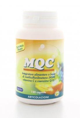 Integratore Alimentare Vegan MQC 120 Capsule