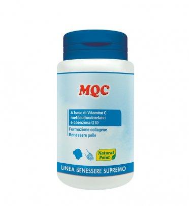 MQC - MSM, Coenzima Q10 e Vitamina C 50 Capsule