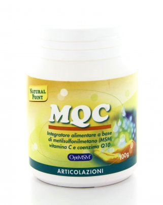 Integratore Alimentare Vegan MQC Polvere