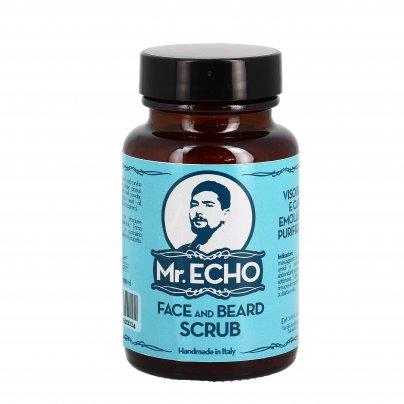"""Scrub Uomo Viso e Barba """"Face and Beard"""" - Mr.Echo"""
