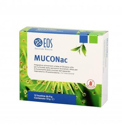 Muconac - Fluidità Vie Respiratorie e Bronchi