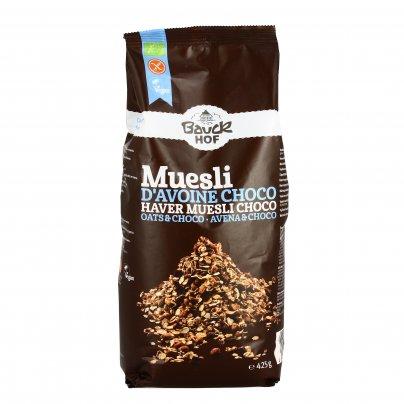 Muesli di Avena e Cioccolato Bio - Senza Glutine