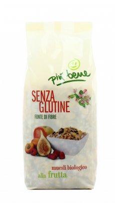 Muesli Bio alla Frutta Senza Glutine