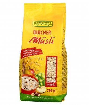 Muesli Bircher Bio con Avena e Amaranto - Senza Zuccheri Aggiunti