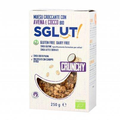 Crunchy Muesli di Avena e Cocco - Senza Glutine