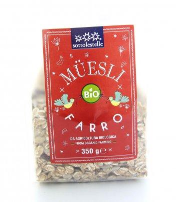 Cereali - Muesli Farro Bio