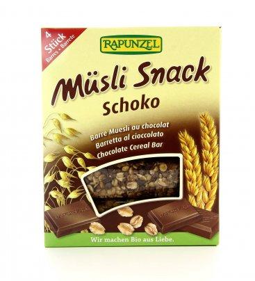 Muesli Snack Schoko - Barretta al Cioccolato