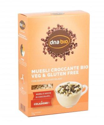 Muesli Croccante Bio Veg & Senza Glutine