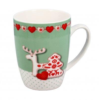 Tazza Mug di Natale Renna