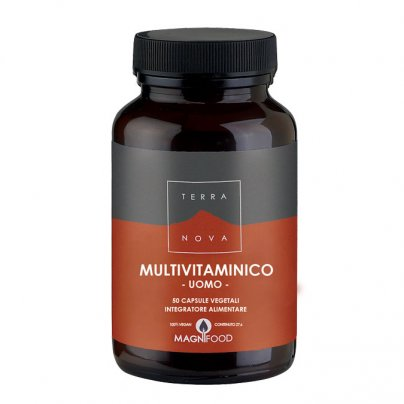 Living Multivitaminico Uomo