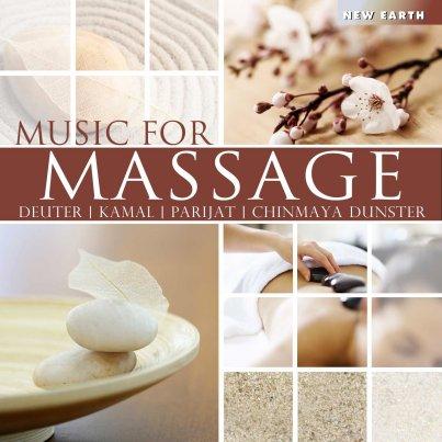 CD - Music for Massage