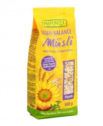 Muesli Basen-Balance