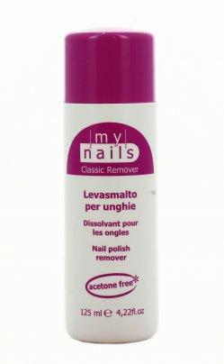 Levasmalto per Unghie - My Nails Classic Remover
