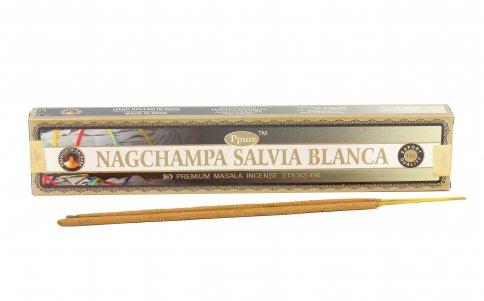 Incenso Nagchampa Salvia Blanca