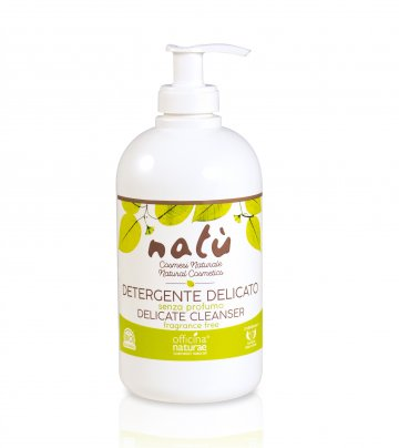 Detergente Delicato - Natù 500 ml con dispenser