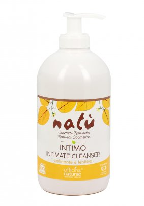 Detergente Intimo - Natù 500 ml con dispenser