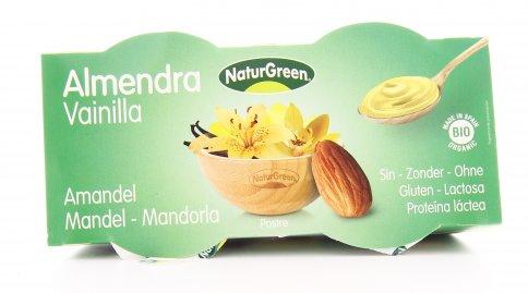 Dessert di Mandorla alla Vaniglia