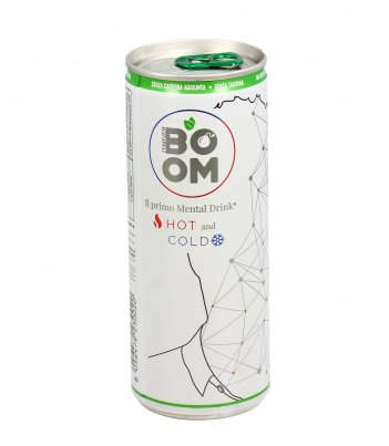 Bevanda con Vitamina B5 e succo di Papaya - Natural Boom