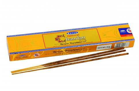 Incenso al Sandalo - Natural Chandan Incense
