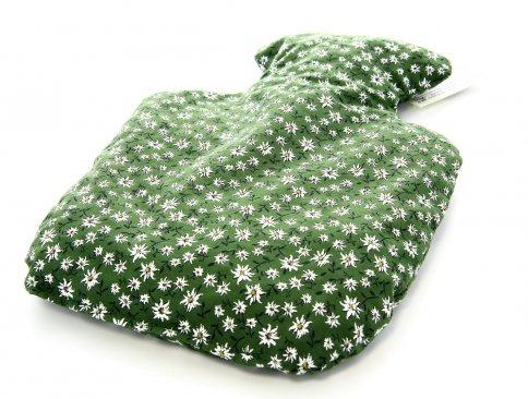 Boule in Cotone con Noccioli di Ciliegia Verde