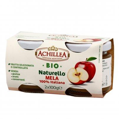 """Crema di Mela Bio 100% Italiana """"Naturello"""""""