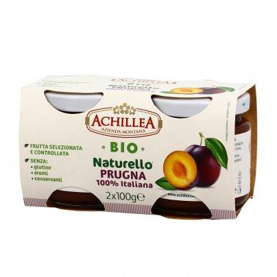 """Crema di Prugna Bio 100% Italiana """"Naturello"""""""