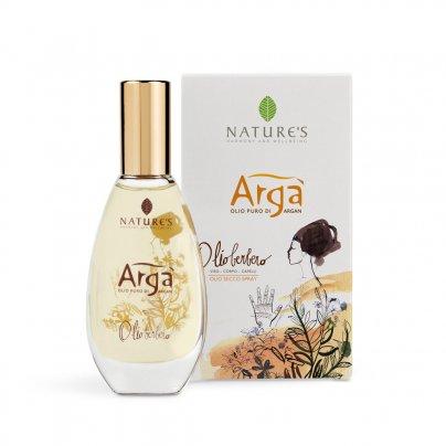 Olio Berbero Viso-Corpo-Capelli - Argà 50 ml
