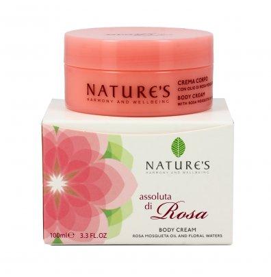 Assoluta di Rosa - Crema Corpo 100 ml