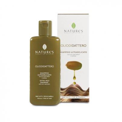 Shampoo Ultradelicato Olio di Dattero