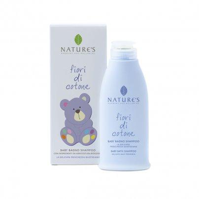 Fiori di Cotone - Baby Bagno Shampoo