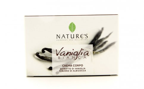 Crema Corpo - Vaniglia Bianca 100 ml