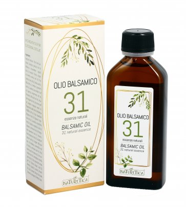 Olio Balsamico 31 - Essenze Naturali