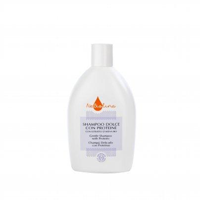 Shampoo Dolce con Proteine e Avena Bio