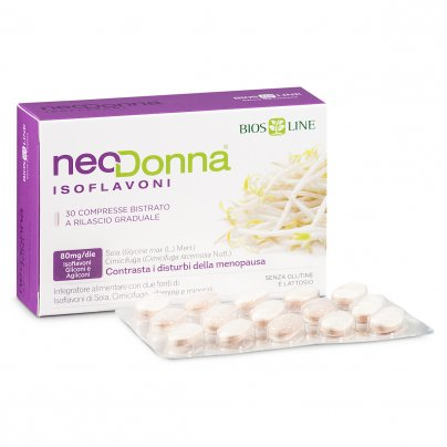 Neodonna Isoflavoni - Integratore Menopausa