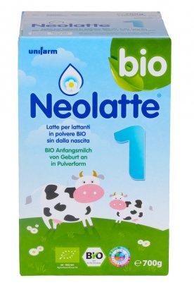 Neolatte 1 - Latte per Lattanti in Polvere Bio
