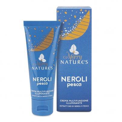 Crema Multifunzione Neroli Pesca - Merry Nature's