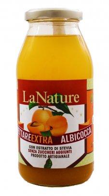 Nettare Extra di Albicocca con Stevia 500 ml.