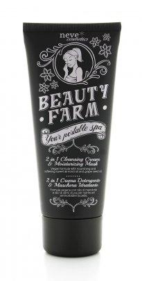 Beauty Farm - 2 in 1 Crema Detergente e Maschera Idratante