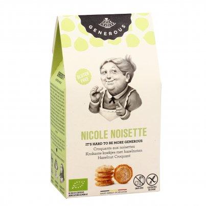 """Biscotti alle Nocciole """"Nicole Noisette"""""""