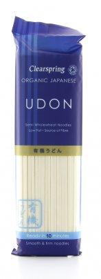 Noodles di Grano Tenero Semintegrale Udon Larghi