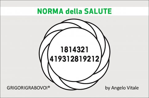 Tessera Radionica 11 - Norma della Salute