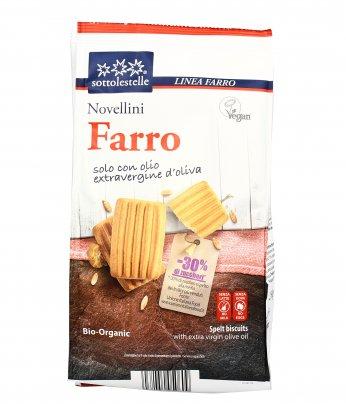 Biscotti Novellini di Farro Bio