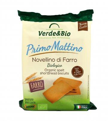Biscotto Novellino di Farro Bio - Primo Mattino