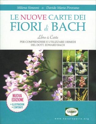 Le Nuove Carte dei Fiori di Bach - Libro & Carte