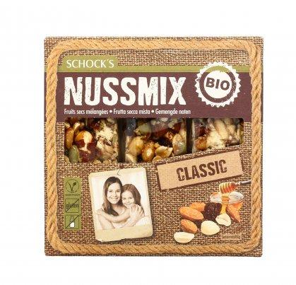 Barrette con Arachidi, Miele e Mandorle - Nussmix Classic
