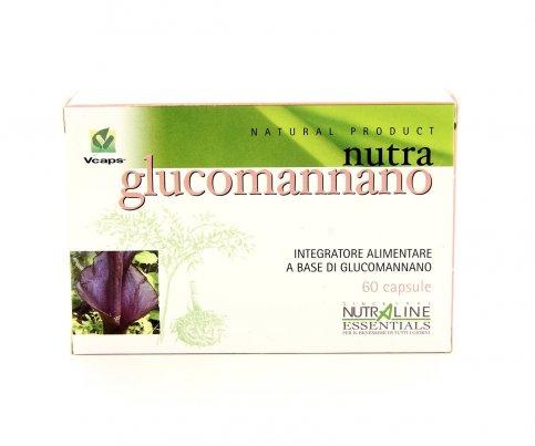 Nutra Glucomannano - 60 Capsule Nutra Glucomannano - 60 Capsule